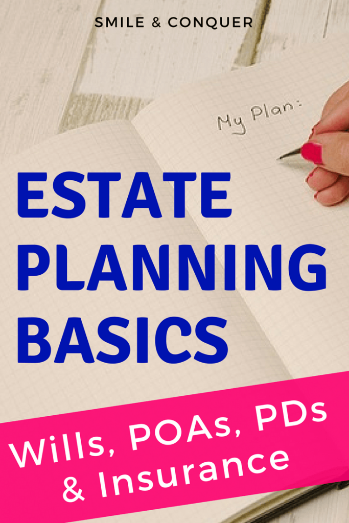 Having an estate plan is an essential part of managing your money. Do you have one?