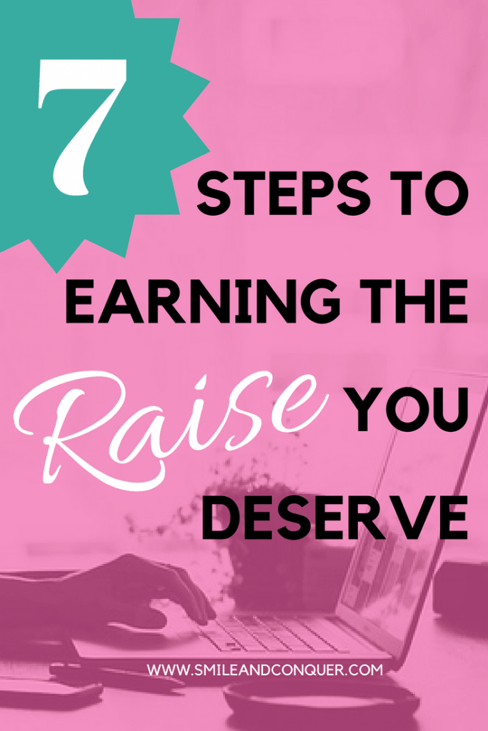 Asking for a raise can be scary! Here are my top 7 tips to ensure you have the best chance of getting a yes!