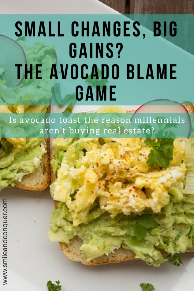 Is avocado toast really eliminating home ownership as an option for millennials?