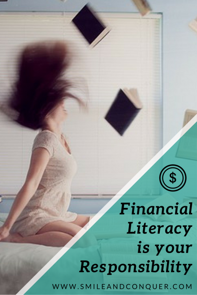 Take responsibility for your financial well being by using some of these resources.