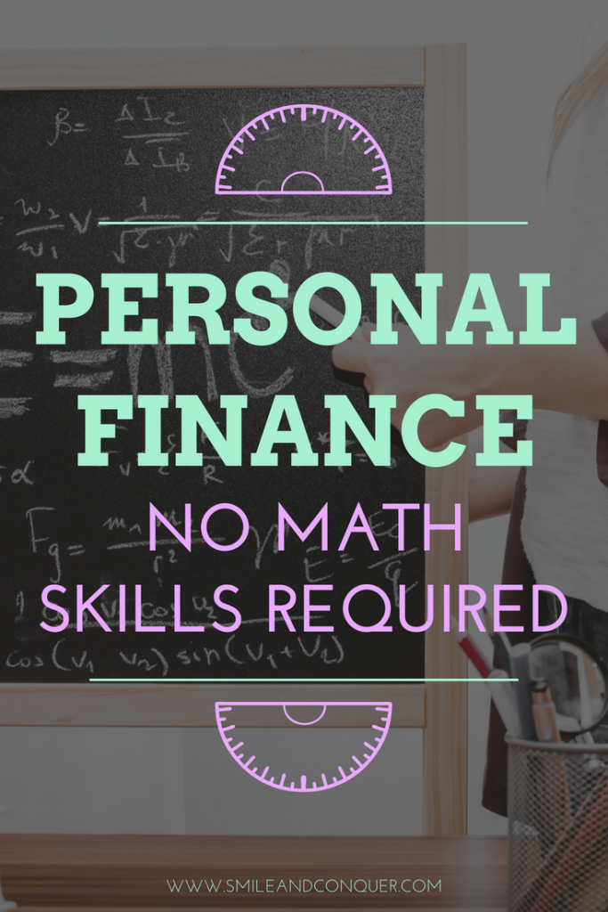 What's the relationship between personal finance and math? Probably less than you'd think.