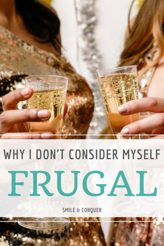 Frugal living is not for everyone. How I embrace my spendy-ness and still make my money work.