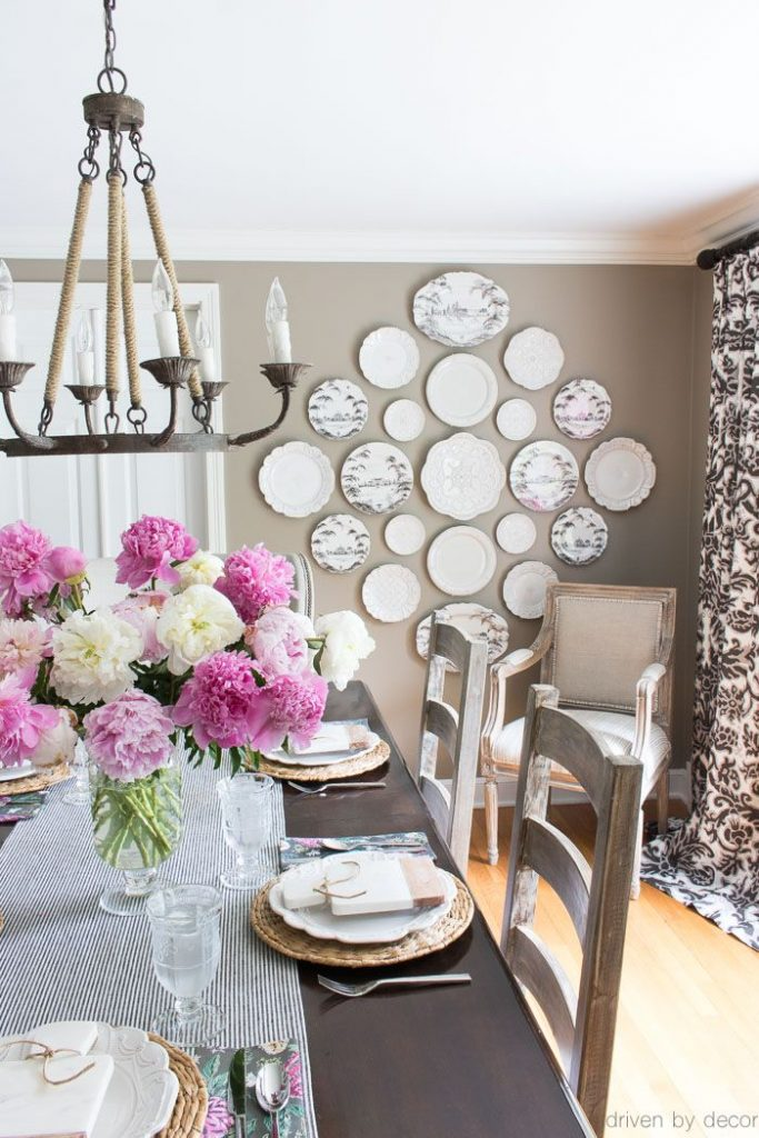 Trying to decorate your home on a budget? These 8 DIY decorations will not only give your house a makeover, they'll save you cash at the same time!