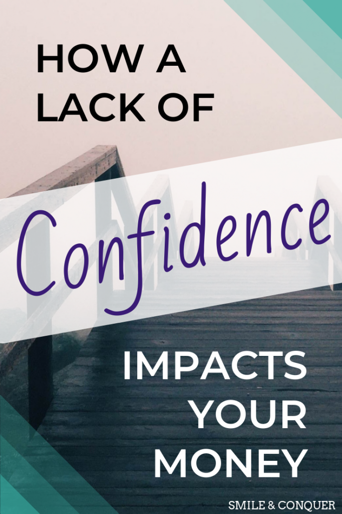 Find out how a lack of confidence can impact your #money through emotional spending, fear of investing, and earning potential.