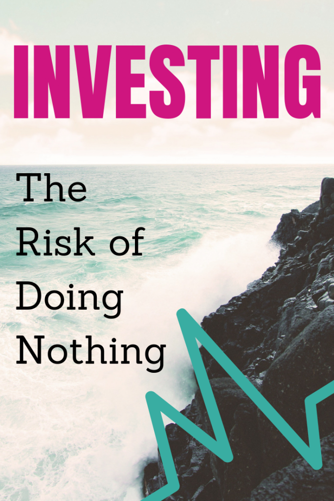When it comes to investing, sometimes the biggest risk is doing nothing. Find out how to balance investing risk with growing your money.