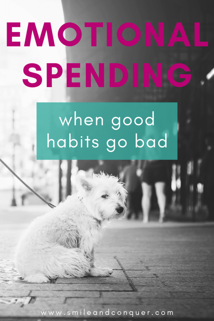 How emotional spending can wreck havoc on your finances, and what you can do about it.