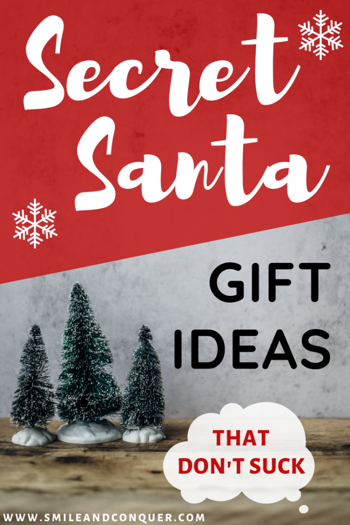 Trying to save money this Christmas? Check out these 10 Secret Santa gift ideas that will trick everyone into thinking you spent more than you did!